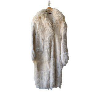 "Stella McCartney ""Ramona"" Faux Fur Coat"